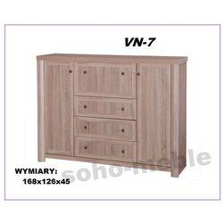 KOMODO BAREK VN-7 168x126x45cm NOWOŚĆ!!!