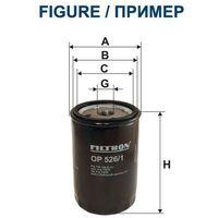 Filtron Filtr oleju op 629/1