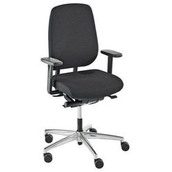 Obrotowe krzesło biurowe DELTALINE,kompletne wyposażenie