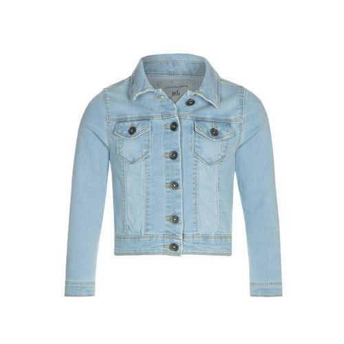 Outfitters Nation OFNNOLLIE Kurtka jeansowa light blue denim od Zalando.pl