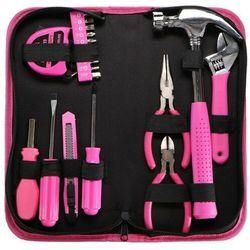 Sixtol Zestaw narzędzi Home Pink, 20 szt., 691020