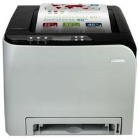 Ricoh SP C250DN - Drukarka - kolorowy - Duplex - laser - A4/Legal - 2400 x 600 dpi - do 20 str/min (mono) / do