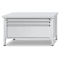 Stół warsztatowy z szufladami xl/xxl,szer. 1500 mm, 3 szuflady marki Anke werkbänke - anton kessel