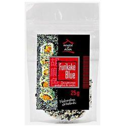 House of asia Furikake blue, sezamowa posypka do sushi 25g (5901752708693)