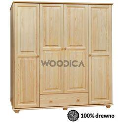 12.szafa 4d1s 200x190x60 marki Woodica