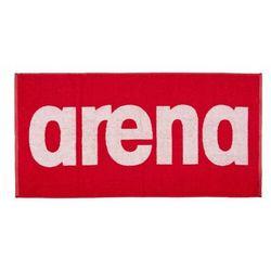 gym soft ręcznik, red-white 2019 ręczniki i szlafroki sportowe marki Arena