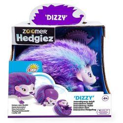 Cobi, Zoomer jeżyk Dizzy, maskotka interaktywna, ciemnofioletowy