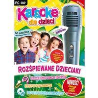 Karaoke Dla Dzieci Rozśpiewane Dzieciaki z mikrofonem (PC-DVD)