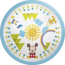 Lampa ścienno-sufitowa led philips mickey mouse + darmowy transport!, marki Philips - oświetlenie dla dz