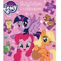 My Little Pony Czytam i układam 30 puzzli - Jeśli zamówisz do 14:00, wyślemy tego samego dnia. Darmowa dos
