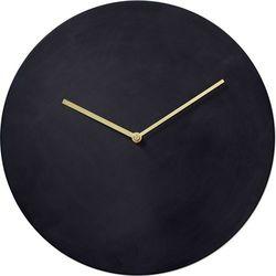 Zegar ścienny Norm L, mosiądz, brąz - Menu (5709262989614)