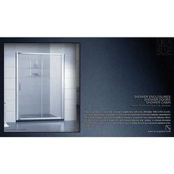 DRZWI PRYSZNICOWE AXISS GLASS AN6121D 1500mm - oferta (e5eb457e3785d271)