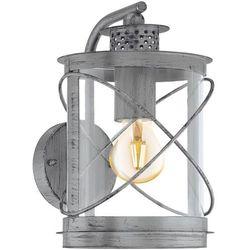 Eglo hilburn 1 lampa kinkiet e27 1x60w 94866 (9002759948665)