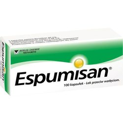 Espumisan, kapsułki, 40 mg, 100 szt