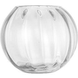 Wazon bloomingville kula 15 cm przezroczysty szklany (5711173195893)