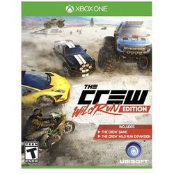 The Crew Wild Run z kategorii [gry Xbox One]
