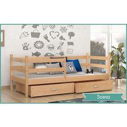 Łóżko 2 poziomowe Placek P z kategorii Łóżeczka i kołyski