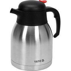 Yato Termos stołowy z przyciskiem 1,5l / yg-07013 /  - zyskaj rabat 30 zł