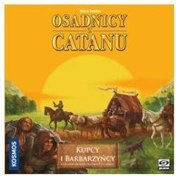 Osadnicy z Catanu - Kupcy i barbarzyńcy - dodatek do gry - sprawdź w wybranym sklepie