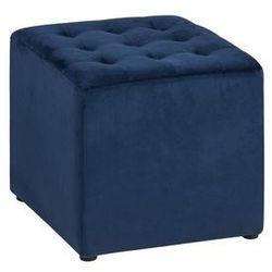 Pufa bryan velvet dark blue marki D2.design