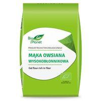 Mąka owsiana wysokobłonnikowa BIO 1kg - Bio Planet z kategorii Płatki, musli i otręby