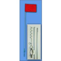 Maszt składany (4m) do flagi sygnalizacyjnej - z kategorii- pozostały sprzęt asekuracyjny
