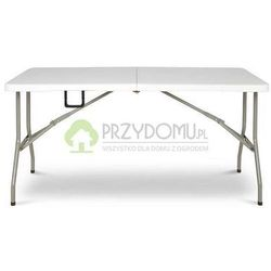 Składany stół cateringowy ogrodowy prostokąt 180cm z kategorii Stoły ogrodowe