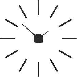 Zegar ścienny Pinturicchio CalleaDesign czarny, kolor czarny