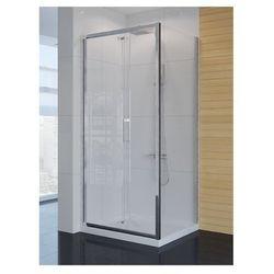 New Trendy Alta kabina prysznicowa 90x80x195, szkło czyste + active shield d-0088a/d-0078b * wysyłka gratis ! 80 x 90 (D-0088A/D-0078B)
