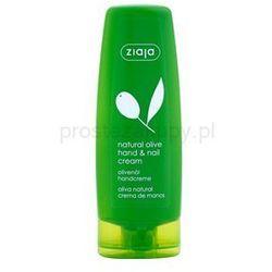 natural olive krem do rąk i paznokci + do każdego zamówienia upominek., marki Ziaja
