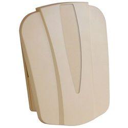 Orno Dzwonek gong biton 8v beżowy (5905279572058)