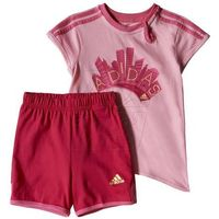 Komplet adidas Girls Summer Set Kids S21458