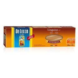 makaron linguine integrali pelnoziarnisty 0,5kg marki De cecco
