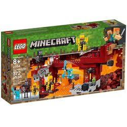 21154 MOST PŁOMYKÓW (The Blaze Bridge)- KLOCKI LEGO MINECRAFT