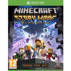 Minecraft Story Mode - gra Xbox One