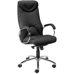 Fotel gabinetowy elf steel04 chrome marki Nowy styl