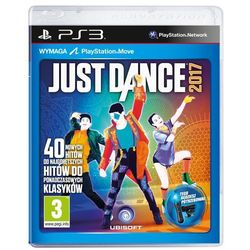 Just Dance 2017, gra na PS3