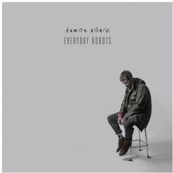 Everyday Robots [CD/DVD] - Damon Albarn