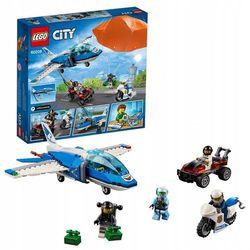 60208 ARESZTOWANIE SPADACHRONIARZA (Parachute Arrest) KLOCKI LEGO CITY