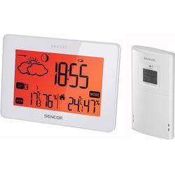 Stacja pogody SENCOR SWS 165 + nawet 20% rabatu na najtańszy produkt! + DARMOWY TRANSPORT!