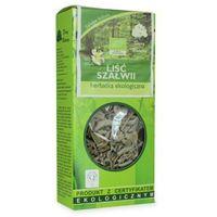 Dary natury - herbatki bio Herbatka liść szałwii bio 25 g - dary natury