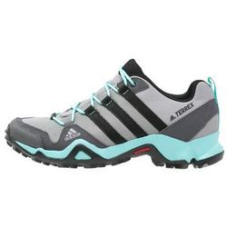 adidas Performance TERREX AX2R Półbuty trekkingowe solid grey/core black/granite
