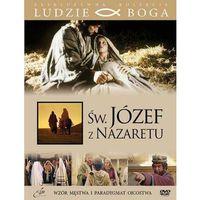 Praca zbiorowa Święty józef z nazaretu + film dvd (9788362377022)