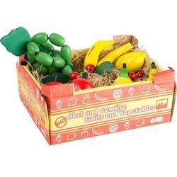 Owoce w Skrzyneczce Mix - 11 sztuk - zabawka dla dzieci - sprawdź w wybranym sklepie