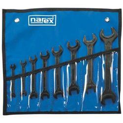 Narex zestaw kluczy płaskich, 8 elementów (443000581) (8592880085960)