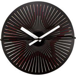 Zegar ścienny Kinegram Star red by NeXtime, 3128