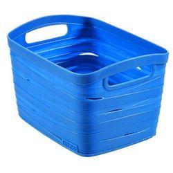 Koszyk Ribbon S niebieski - sprawdź w wybranym sklepie