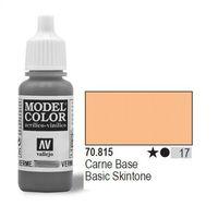 VALLEJO Farba Nr17 Basic Skin Tone 17ml - sprawdź w wybranym sklepie