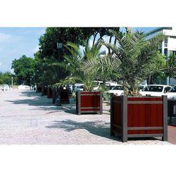 Donica Sarlat miejska na drzewka - 125x125 cm - oferta [059e407a37d5c660]