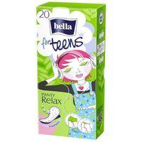 Wkładki higieniczne Bella For Teens Ultra Relax 20 szt.